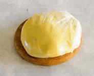 Ягодный тарт «Божья коровка».