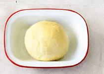 Лепёшки с сыром и зеленью в прованском стиле.
