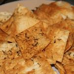 Чипсы из лаваша или лавашные чипсы.