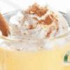Напиток лимонный поссет.