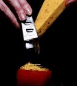 Печённые помидоры с яйцом и сыром.