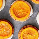 Печенье с апельсином.