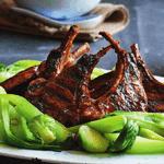 Бараньи отбивные в китайском стиле.