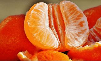 """Салат """"Пестрый"""" с мандаринами"""