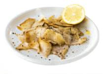 Сэндвич с копчёной рыбой