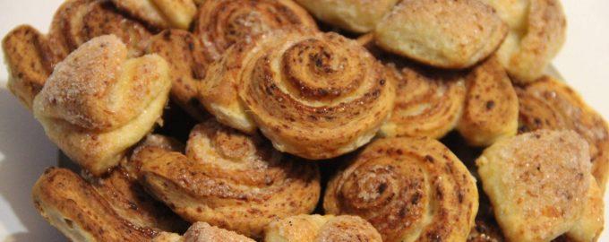 Печенье из творога.