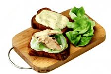 Сэндвич со скумбрией и горчичной заправкой