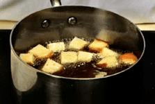 Как правильно пожарить картофель-фри