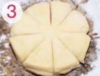 Пирожки с молочной колбасой
