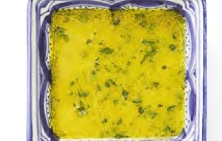 Соусы к салату.