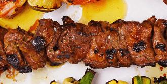 3 рецепта барбекю на шпажках
