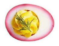 Яйца с начинкой.