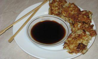 Капустные оладушки рецепт