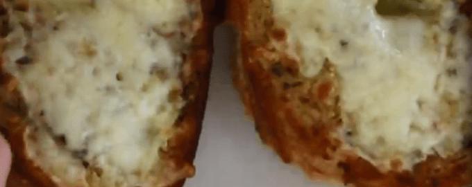 Поджаренный чесночный хлеб