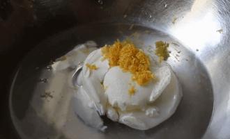 Оладьи с сыром рикотта