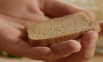 Огуречный бутерброд