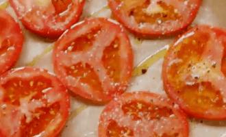 Бутерброды с помидорами, авокадо
