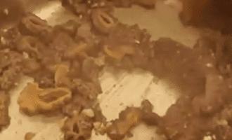 Ньокки c грибами