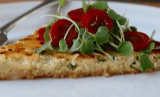 Пирог с рикоттой, рецепт