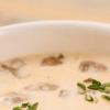 Кремовый грибной суп