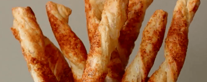 Сырные палочки в духовке
