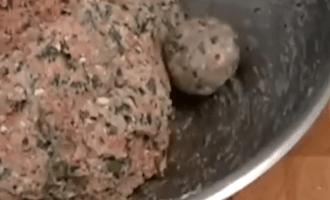 Фрикадельки с сыром