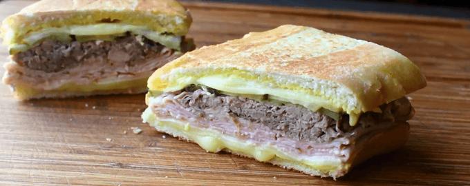 Кубинский сэндвич, рецепт