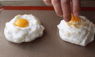 Яичница в облаке