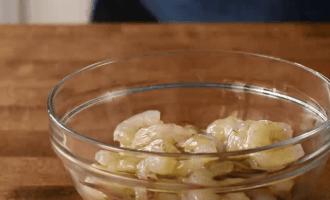 Салат из макарон