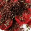 Салат из помидоров и грибов
