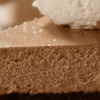 Шоколадно-сливочный чизкейк