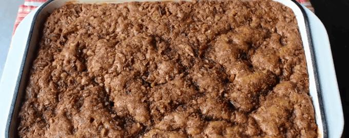 Орехово-сметанный торт