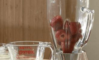 Рецепт клубничного коктейля