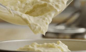 Итальянский кремовый торт