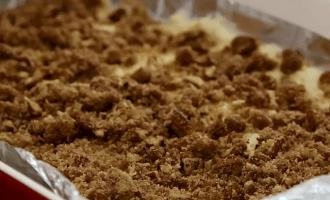Торт с орехами пекан